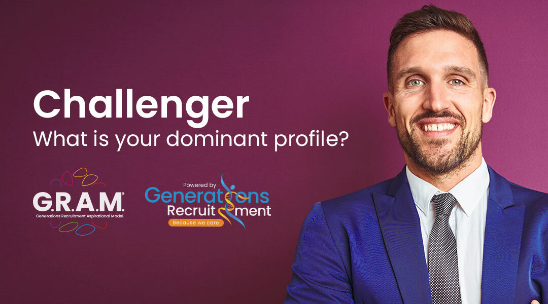 Are you a Challenger? Discover our G.R.A.M. profile of the week!