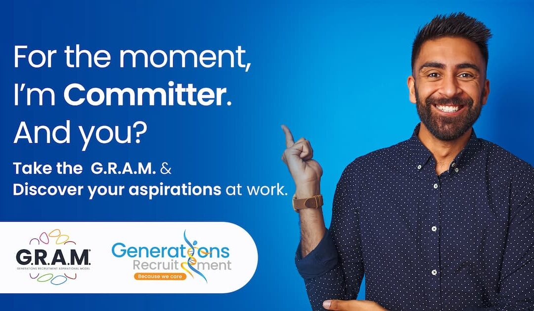 Are you a Committer? Discover our G.R.A.M. profile of the week!