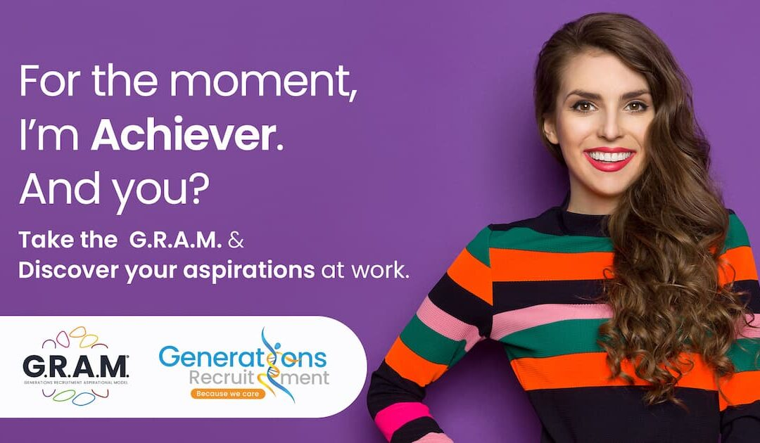 Are you an Achiever? Discover our G.R.A.M. profile of the week!
