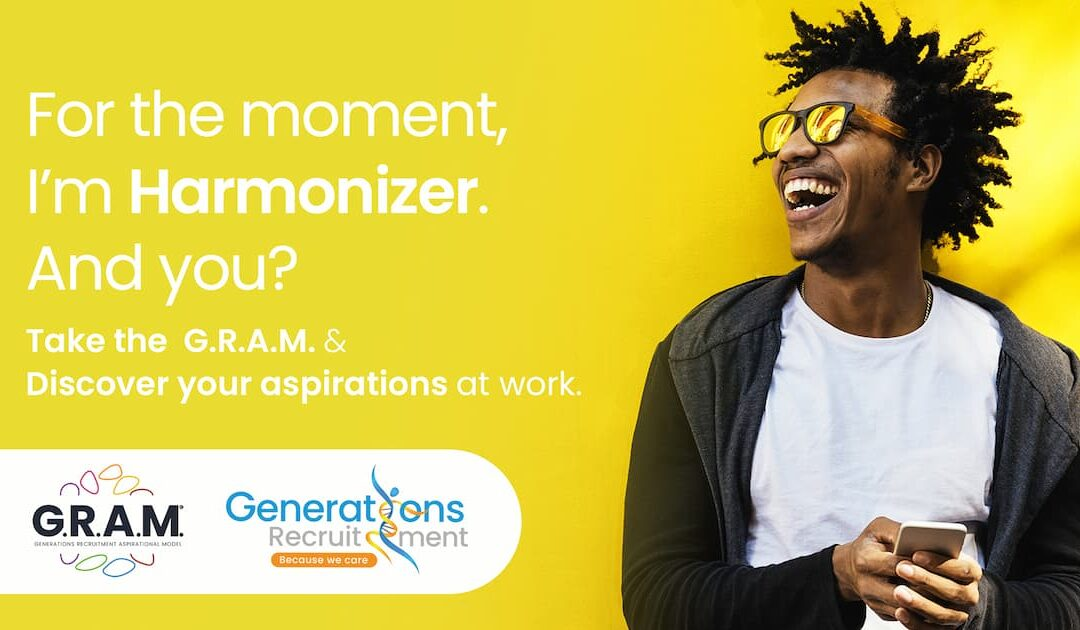 Are you a Harmonizer? Discover our G.R.A.M. profile of the week!
