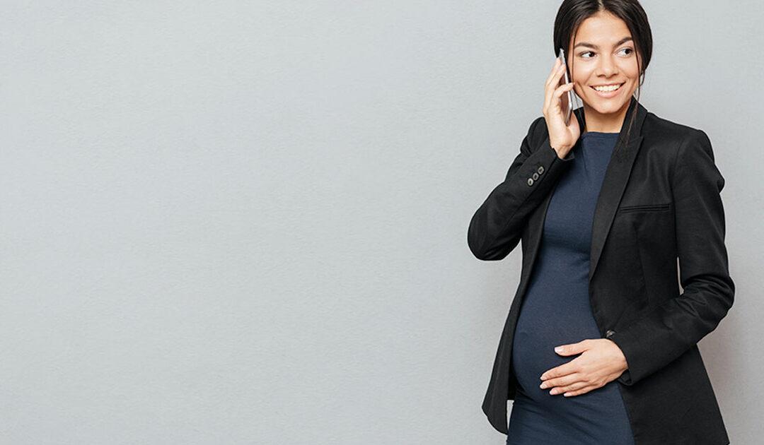Kan je solliciteren voor een nieuwe job als je zwanger bent?